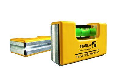 STABILA Waterpas Pocket Professional ZB