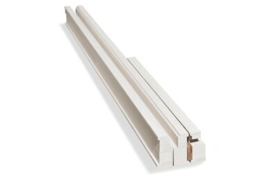 Deurkozijn Hardhout Opdek Gegrond FSC 56x90x2315mm