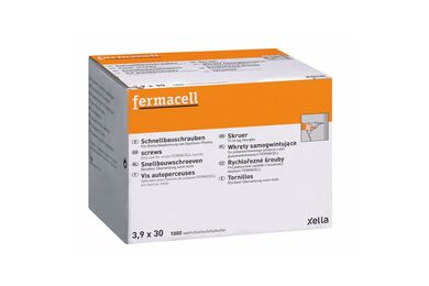 FERMACELL Snelbouwschroeven 3,9x30mm