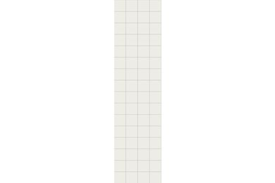 Fibo-Trespo Wandpaneel F25 3091 HG Denver White 2400x620x11mm