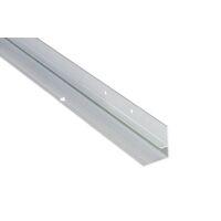 Fibo Binnenhoek verdekt Aluminium 2360mm