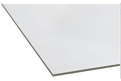 Kronogen Hdf 1 Zijde Gelakt Wit 3mm 280x207cm