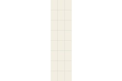Fibo-Trespo Wandpaneel F23 2520 G Ivory 2400x620x11mm