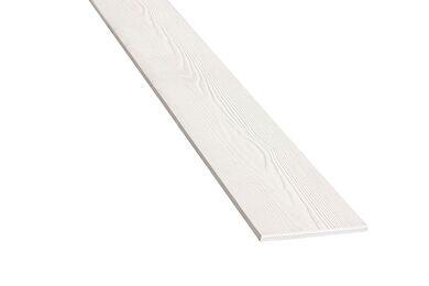 ETERNIT Sidings C07 Wood Roomwit enkelzijdig 3600x190x10mm