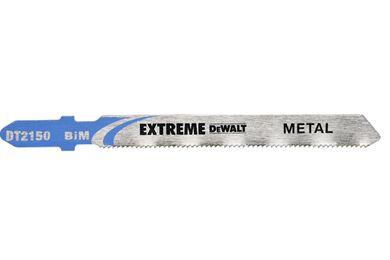 DEWALT Decoupeerzaagblad DT2150 T.B.V. Metaal Bi-Metaal 3st 61mm