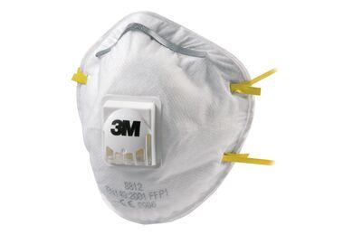 3M Fijnstofmasker Cupvorm Met Uitademventiel