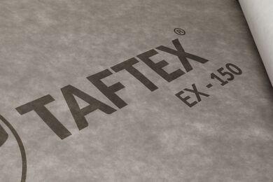 TAFTEX EX-150 Dampopen Waterdichte Folie - 1,5m x 50m