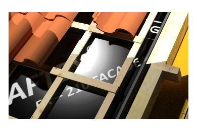 TAFTEX® EX-210 Waterdicht Dampopen UV bestendige Folie - 1,50m x 50m