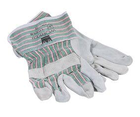 handschoen splitleder maat 10