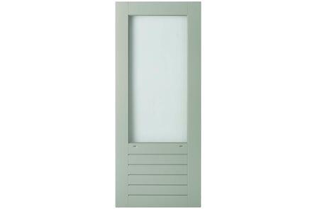 weekamp achterdeur merbau wk046 borstwering 664 wit voorgelakt 880x2115