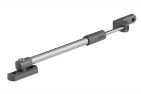 Axa Teleraamuitzetter Buitendraaiend 2825-00-49BL Grijs 300mm