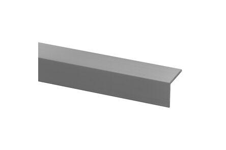 aluminium traplijst naturel geanod 17,5x20x2000