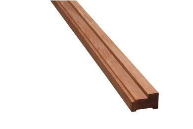 Hardhout Kozijnprofiel Stijl A 66x110x4900mm