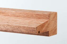 hardhout kozijnprofiel dd 67x114x2450