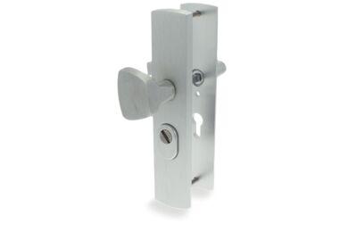 AXA Veiligheidsbeslag Duw/Kruk PC55, Type 6665-11 Kerntrekbeveiliging