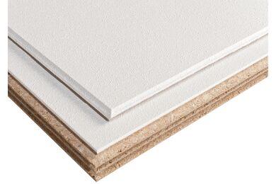 AGNES One-Step Plafondpaneel 02TF TG4 Wit Stuc PEFC 1220x620x12mm