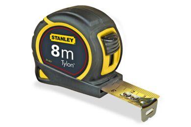 STANLEY Rolmaat 8m - 25mm