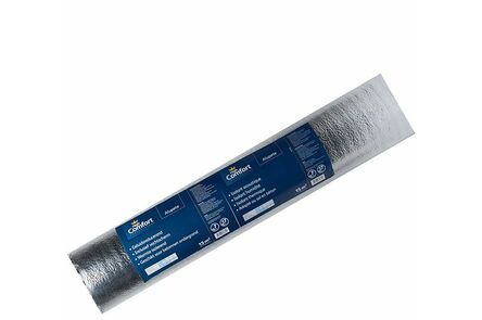 high comfort ondervloer alupete 2mm rol 15m2