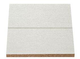 agnes one step plafondplaat linnen wit 70%pefc 1220x620x12mm