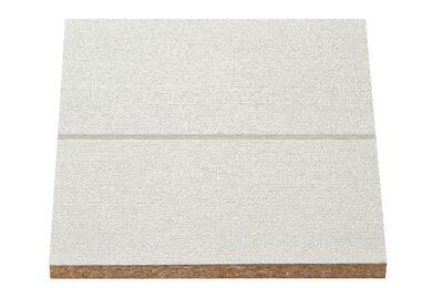 AGNES One-step Plafondplaat 12TF TG4 Wit Linnen PEFC 1220x620x12mm
