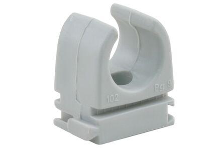 klembeugel koppelbaar 16-19mm wit (set van 50 stuks)