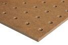 Bedplaat Hardboard 2000x1220x5,5mm