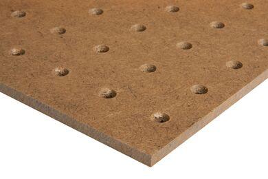 Hardboard Geperforeerd Bedplaat PEFC 2000x1220x5,5mm