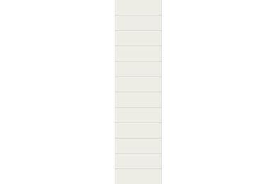Fibo-Trespo Wandpaneel F05 3091 HG Denver White 2400x620x11mm