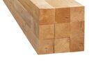 Douglas 1-Ex Log Fijnbezaagd PEFC 200x200x3000mm