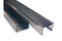 Metalstud Vertikaal Wand Profiel CN45 Staal 3600mm