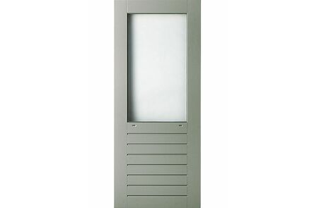 weekamp achterdeur hardhout brede stijl wk048 bw874 grijs +isoglaslatten 830x2115