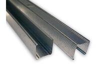 Metalstud Vertikaal Wand Profiel CN45 Staal 2600mm