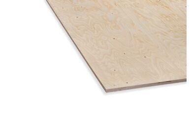 PELLOS Floor Rechte Kant Komo 32861 2440x1220x9mm