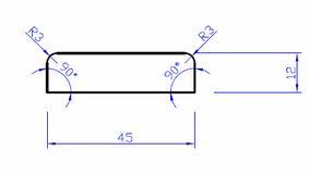 mdf koplat recht gegrond ko1 12x45x4880