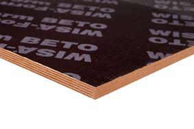 betonplex wisa-form betofilm 120gr donkerbruin 2500x1250x18