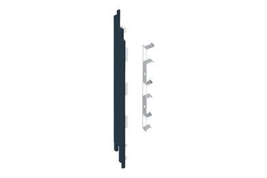 KERALIT 2884 Eindkap + Connector Links Voor 2819 Staalblauw Classic Nerf