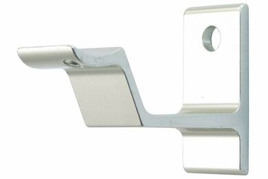 HERMETA Leuninghouder 3543-02 65mm Met Tapgat Aluminium