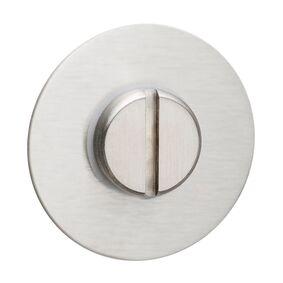 comfidoor toiletgarnituur slim round rvs