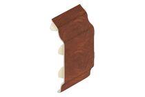 KERALIT 2853 Tussenstuk Sierlijst Klassiek Golden Oak Classic Nerf 4000mm
