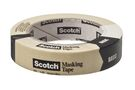 3M Scotch Afplaktape 24mm x 50m