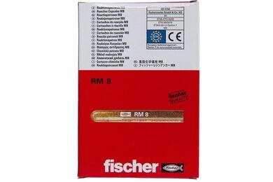 FISCHER Chemisch Anker RM 2 8 10x80mm
