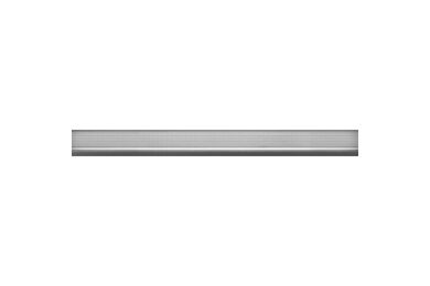 Traplijst Aluminium 60x25x2000mm