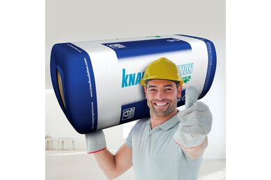 KNAUF INSULATION Acoustifit Isolatieplaat 1350x600x45mm
