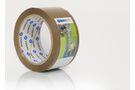 STOKVIS verpakkingstape economy bruin 48x66000mm