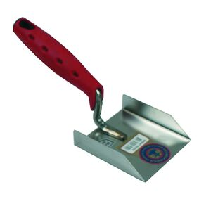 melkmeisje stukadoorsschopje rvs 80x80mm mm476000