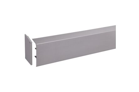 skantrae rail h100 aluminium 2000 mm