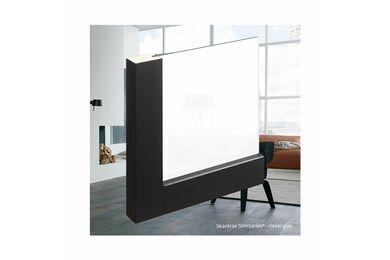 SKANTRAE SSL 4003 Nevel Glas Opdekdeur Links FSC 880x2115mm