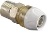 """uponor rtm push recht 20mmx3/4"""" buitendraads"""