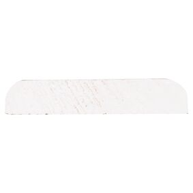 grenen deklijst wit gegrond fsc mix 70% 8x41x2700