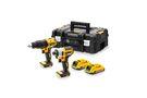 DEWALT Combiset XR DCK2060D2T-QW